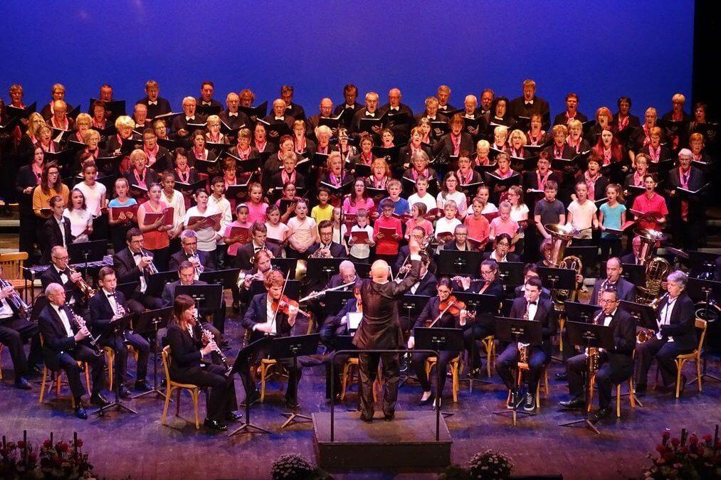 Concert de printemps de la chorale Cantabile