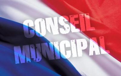 Date du prochain Conseil Municipal – mardi 28 septembre 2021