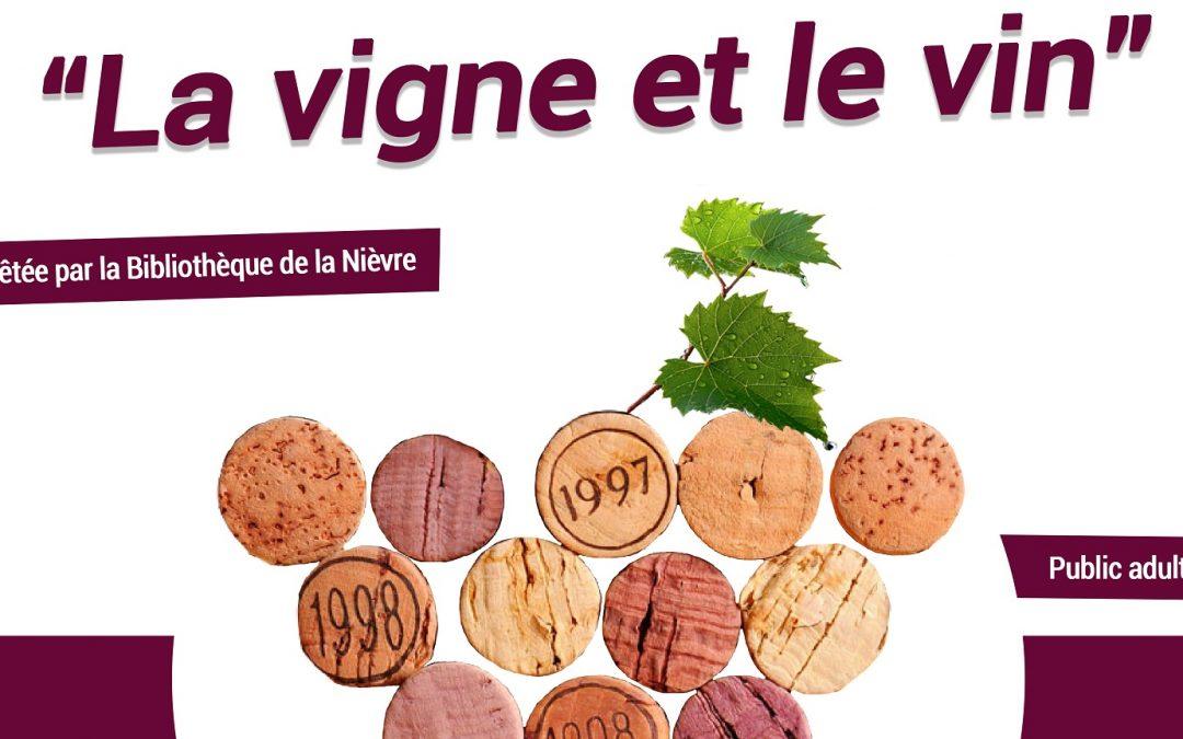 Exposition « La vigne et le vin »