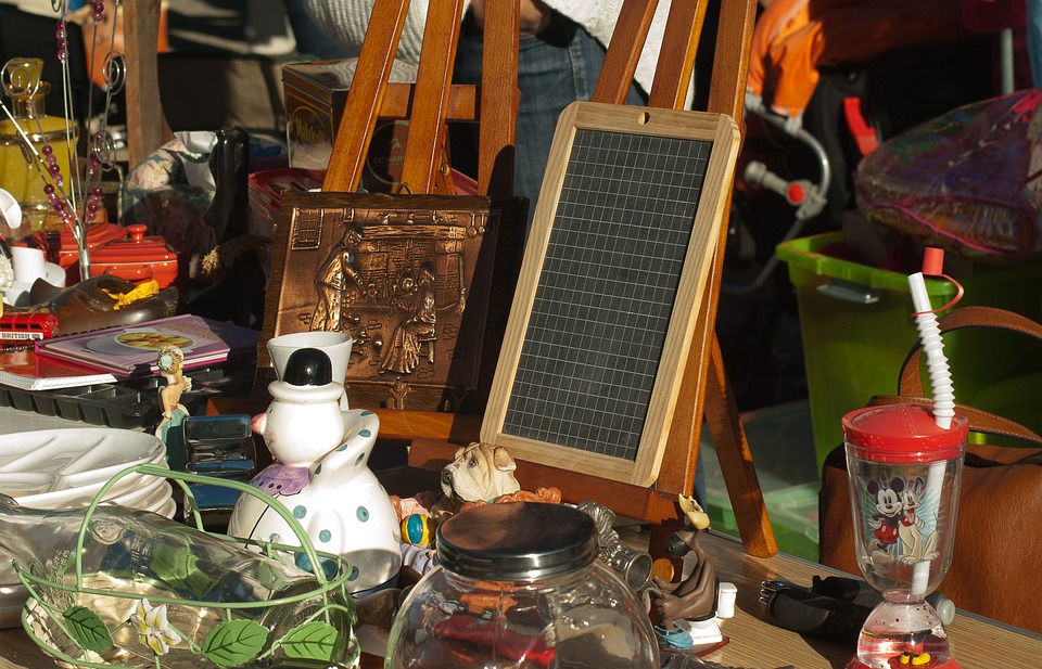 Brocante de l'association Syl'Dance