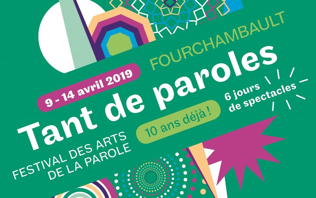 Festival des arts de la parole « Tant de Paroles »