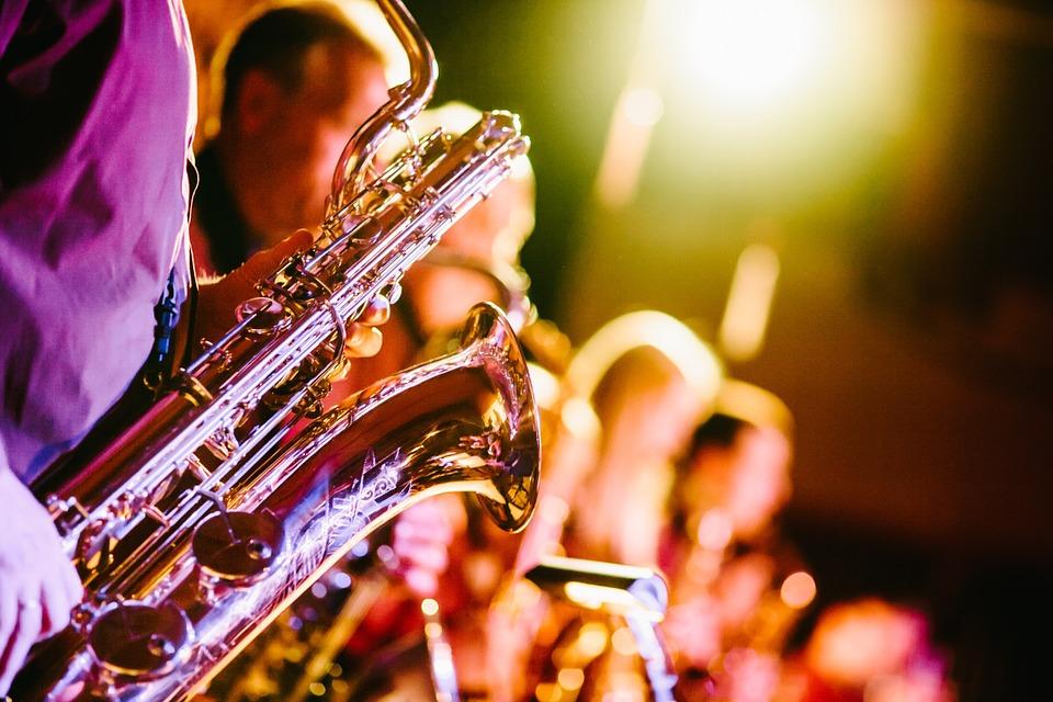 Apéro concert, organisé par l'Amicale des Festivités