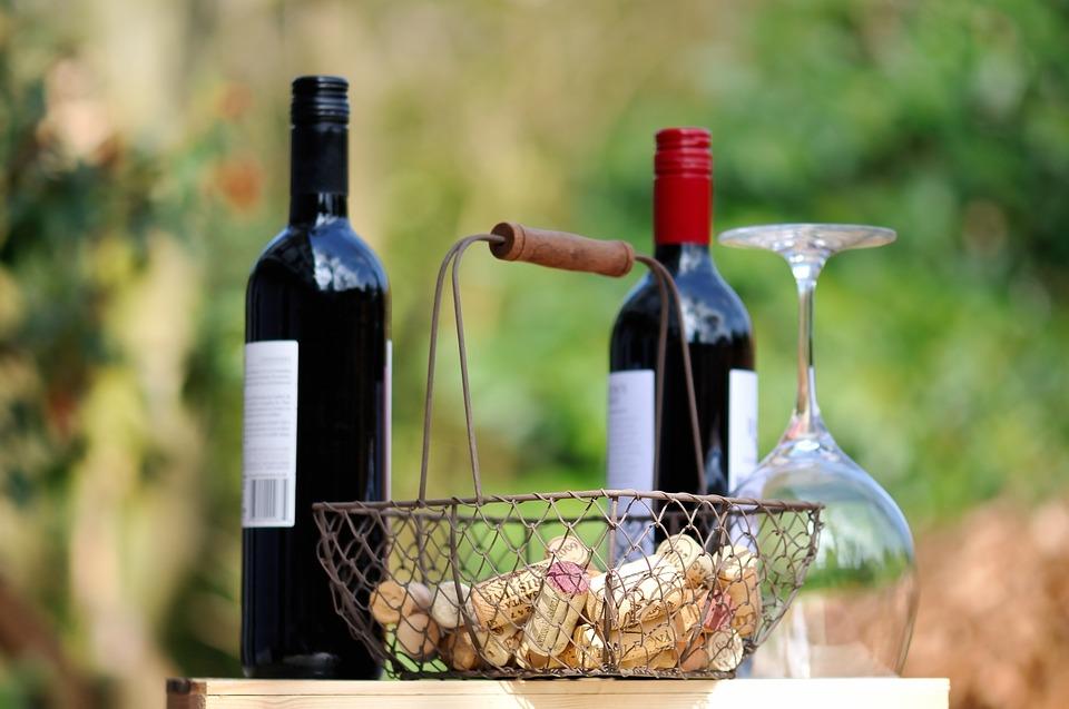 Venez échanger sur les vins locaux à la médiathèque de Fourchambault