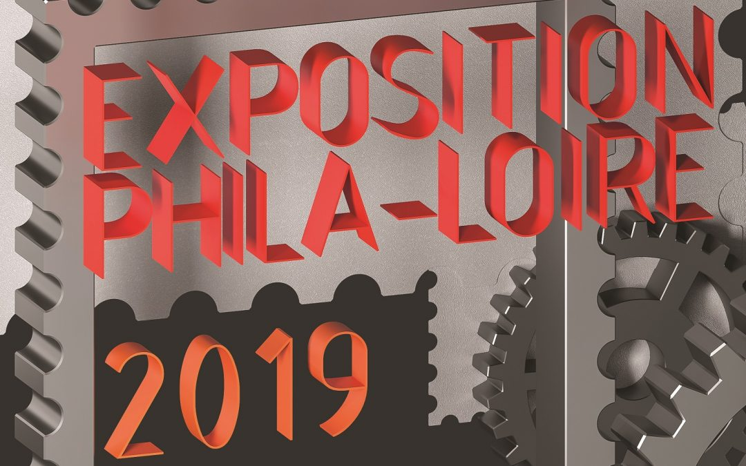 Exposition interrégionale de l'association philatélique de Nevers « Phila-Loire » 2019