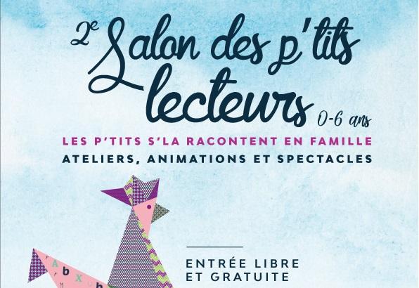 2e salon des p'tits lecteurs, « Les petits s'la racontent en famille »
