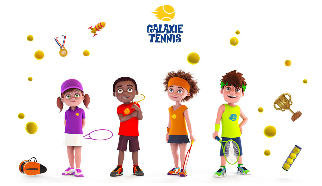 Tournoi galaxie tennis