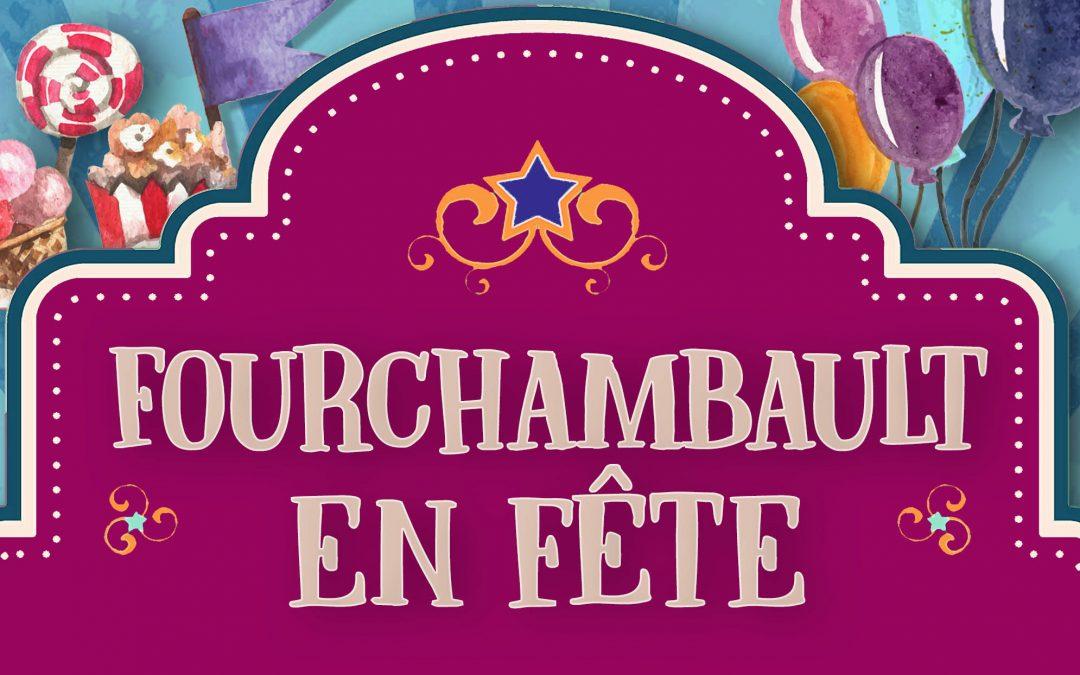 4ème édition de « Fourchambault en Fête », organisée par la municipalité