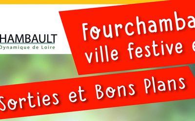 Fourchambault : ville festive et sportive