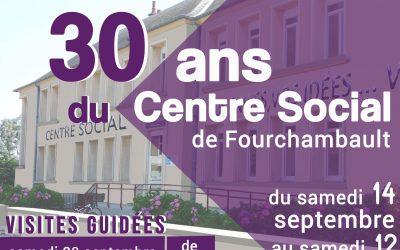 Le Centre Social a 30 ans !