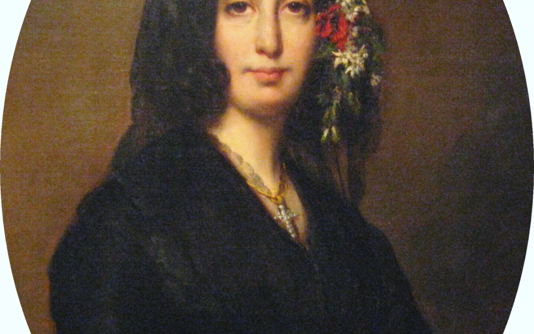 Exposition «George Sand, celle qui fit scandale de sa liberté», prêtée par la Bibliothèque de la Nièvre