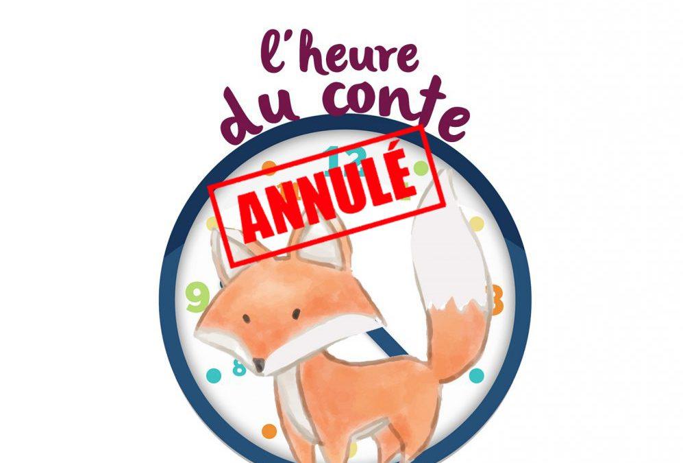 Heure du conte « Raconte Frimousse », animation proposée par la médiathèque