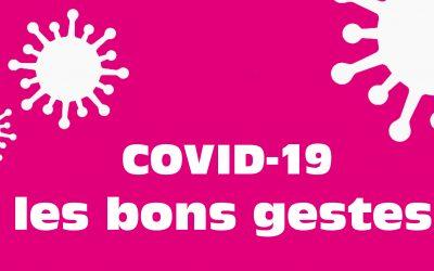 Epidémie de coronavirus : où jeter les masques, mouchoirs, lingettes et gants ?