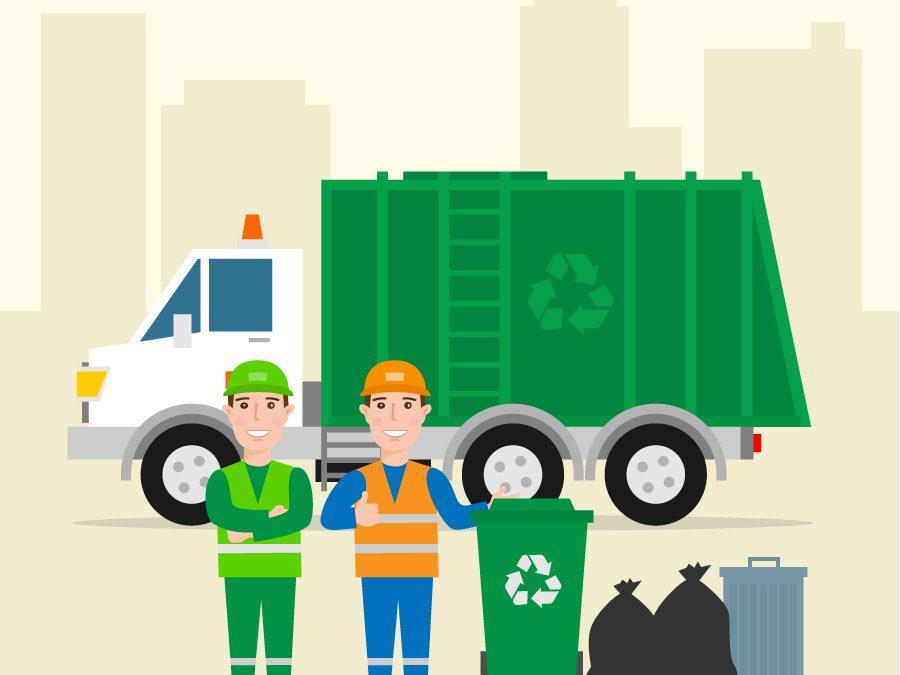 Epidémie de coronavirus : questions/réponses sur la gestion des déchets