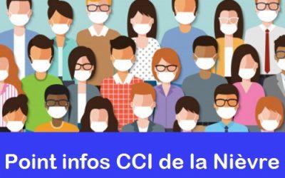 Epidémie de coronavirus : la CCI Nièvre accompagne les entreprises
