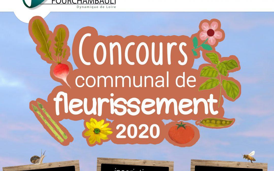 Les inscriptions au concours communal de fleurissement sont ouvertes !