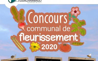 Les inscriptions au concours communal de fleurissement bientôt ouvertes !