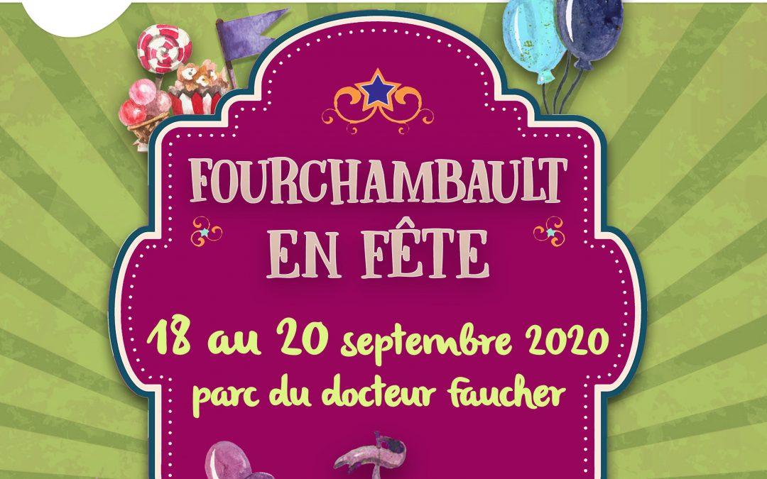 5ème édition de « Fourchambault en Fête », organisée par la municipalité