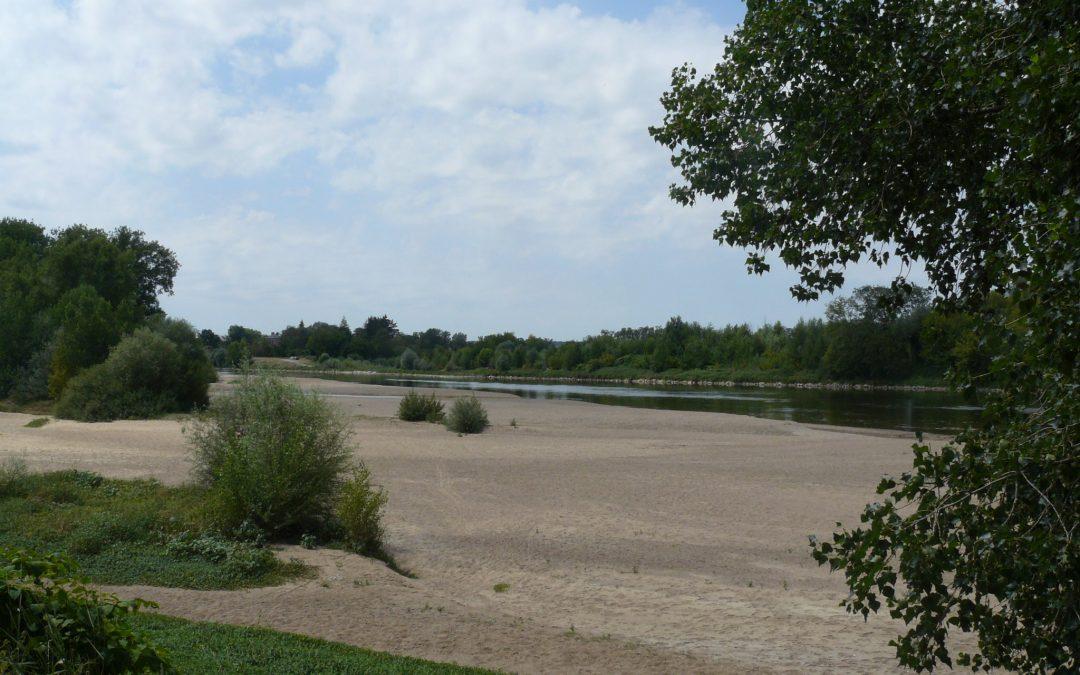 Rappel : interdiction formelle de se baigner en Loire et dans tous les cours d'eau et les plans d'eau situés à Fourchambault