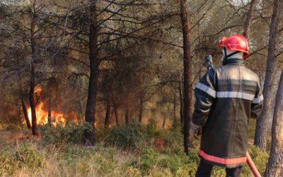 Prévention: risques de feux de végétation