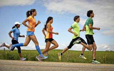 Exposition « courir : course à pied, running, jogging » – du 12 septembre au 7 octobre 2020 – Médiathèque de Fourchambault