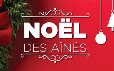 Inscriptions au Noël des Aînés, organisé par le CCAS de Fourchambault