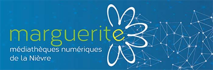 Marguerite, Médiathèques Numériques de la Nièvre, en libre accès jusqu'au 1er décembre 2020 !