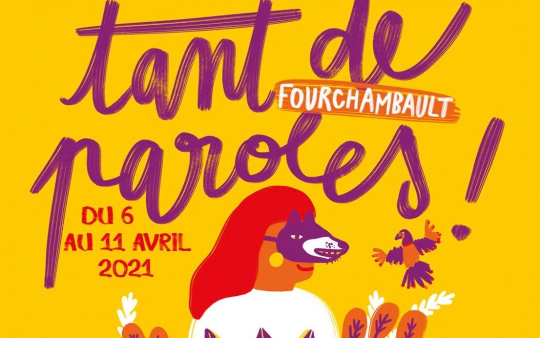 Communiqué : annulation de l'édition 2021 du festival «Tant de Paroles»