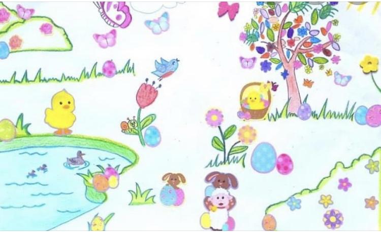 Concours de dessin : les enfants, tous à vos crayons !