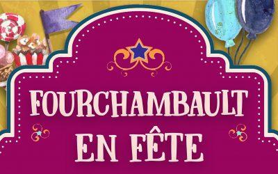 «Fourchambault en fête» revient cette année les 17, 18 et 19 septembre 2021, au parc du docteur Faucher