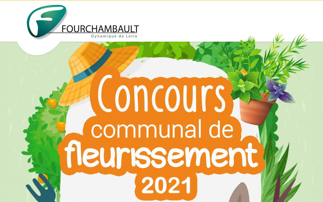 Concours communal de fleurissement 2021 : laissez votre créativité s'exprimer au travers de cette nouvelle édition !