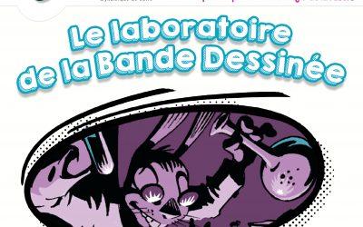 Apprenez les codes de la BD avec l'exposition « Le Laboratoire  de la Bande Dessinée »
