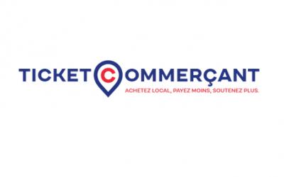Nouveauté : opération « Ticket commerçant® » en faveur des commerces de proximité et des jeunes de 15 à 25 ans  !