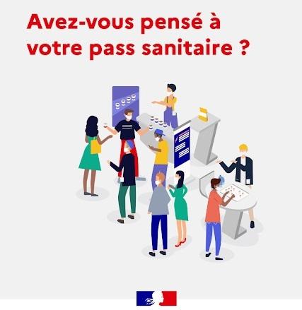Le pass sanitaire désormais obligatoire pour accéder à la médiathèque de Fourchambault